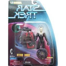 """Star Trek: Warp Factor 5 Series - 4.5"""" BORG QUEEN Action Fig"""