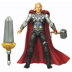 Thor: The Mighty Avenger Action Figure #02 Sword Spike Thor