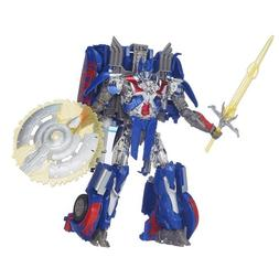 Transformers:  Age of Extinction First Edition Optimus Prime