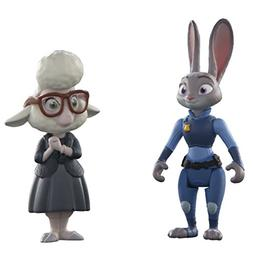Zootopia Character Pack Judy And Bellwether