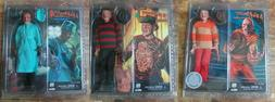 "NECA A Nightmare on Elm Street – 8"" Clothed Figures –"