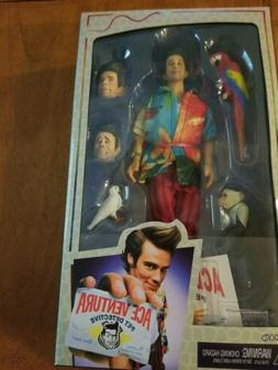 "ACE VENTURA  Pet Detective 8"" inch Clothed Action Figure Nec"