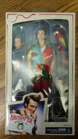 "NECA Ace Ventura: Pet Detective - 8"" Clothed Action Figure -"