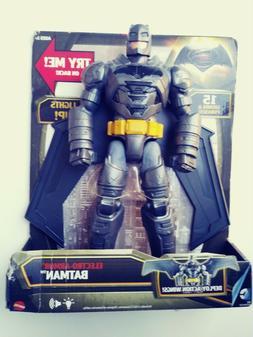 Action Figure Batman v Superman Dawn of Justice Electro Armo