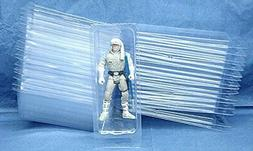 """Action Figure Blister Star Wars Small for 3.75/"""" Inch figures Lot of 25"""