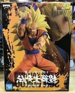 Banpresto action figure dragon ball Super Saiyan Son Goku fi