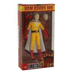 McFarlane Toys Action Figure - One-Punch Man - SAITAMA  - Ne
