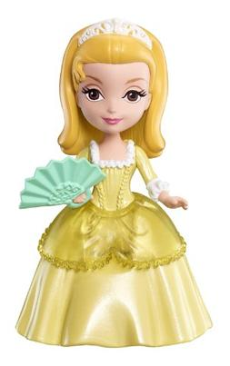 Sofia the First 3 Inch Action Figure Princess Amber