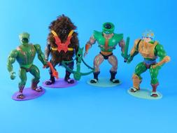action figure stands vintage masters of
