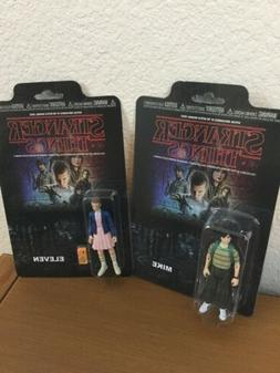 Funko Action Figure Stranger Things ELEVEN And Mike