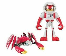 Action Figure Toy - Sonic-Boom - Knuckles + Crabmeat - Space