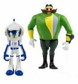 Action Figure Toy - Sonic Boom - Sonic + Parallel Universe V