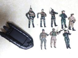 action figures 1 18 scale play set