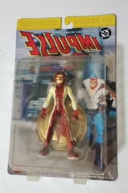 DC Direct action figures 2000 ** IMPULSE ** Flash Young Just