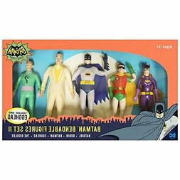 Action Figures - DC Comics - Batman Classic TV Set Of 5  w/B