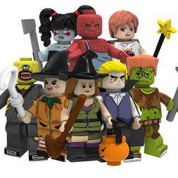 Action Figures Building Blocks Halloween New Small Toys Chil