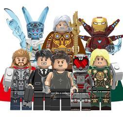 Action Figures Building Blocks SuperHeroes Comics New Small