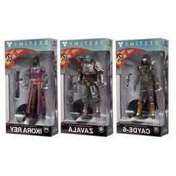 McFarlane Toys Action Figures - Destiny 2 - SET OF 3