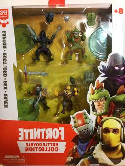 Action Figures Fortnite Battle Royale Collection 4 Squad Pac