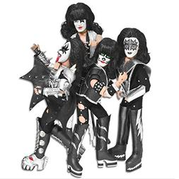 KISS 8 Inch Action Figures Series Four Monster: Set of Four
