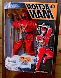 Action Man Crimson Warrior