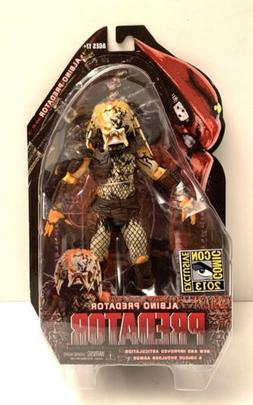 "ALBINO PREDATOR Predator 7"" Action Figure SDCC Comic Con Exc"
