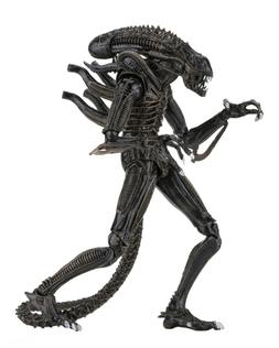 "Alien-  7"" Scale Action Figures - Ultimate -  Brown Alien Wa"