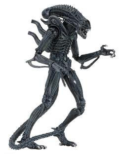"Alien-  7"" Scale Action Figures - Ultimate -  Blue Alien War"