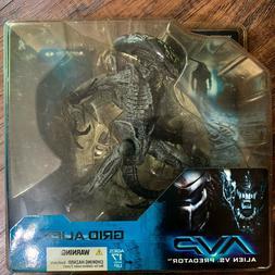 McFarlane Toys Alien Vs. Predator Grid Alien Action Figure -