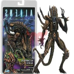"Aliens - 7"" Scale Action Figure - Series 13 - Scorpion Alien"