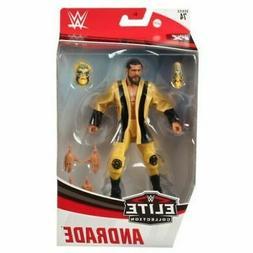 WWE Mattel Andrade Cien Almas Elite Series #74 Figure loose