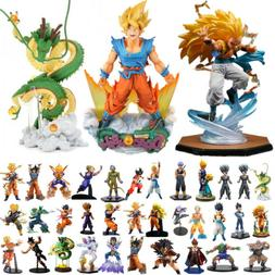Anime Dragon Ball Z PVC Action Figure Dragonball Z DBZ Toys