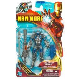 Iron Man The Armored Avenger Artillery Armor War Machine Fig