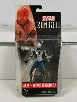 ARMORED SPIDER-MAN Marvel Legends Universe Infinite 2016 3.7