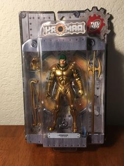DC Direct Armory Aquaman Action Figure 2008