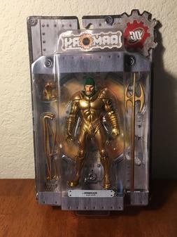 DC Direct Armory Aquaman Action Figure 2008