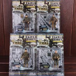 Army Soldiers <font><b>Action</b></font> <font><b>Figure</b>