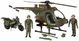 Elite Force Army Strike MH-6 Spec Ops Little Bird Vehicle He