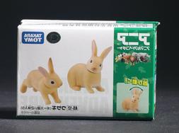 Takara Tomy AS-12 Animal Adventure Rabbit Mini Action Figure