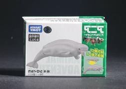 Takara Tomy AS-16 Animal Adventure Beluga Whale Mini Action