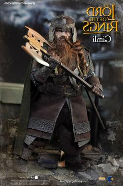 Asmus Collectible Toys Lord of the Rings GIMLI Action Figure