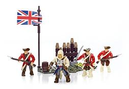 Mega Bloks Assassin's Creed American Revolution Pack