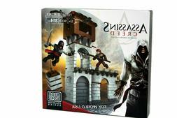 MEGA BLOKS Assassin's Creed 314 pcs set 94319 Fortress Attac