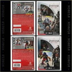 Assassin's Creed Heavy Borgia Soldier & Adewale Figures 2 Lo