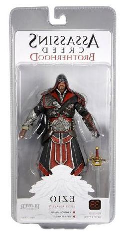 Assassins Creed 7-inch Brotherhood Ezio Hooded Action Figure