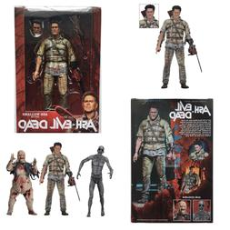 ASYLUM ASH WILLIAMS Ash VS Evil Dead Series 2 NECA AVED 2018