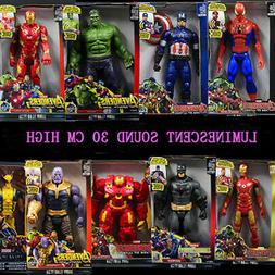 "Avengers 12"" inch Action Figures Titan Hero Series Figure 30"