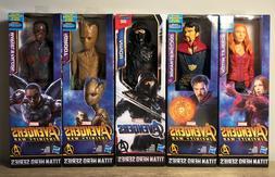 """Marvel AVENGERS 12"""" Titan Hero FX Action Figure INFINITY WAR"""