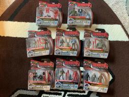 Hasbro Avengers 2.5 inch Lot of 8 Action Figure 2 Packs Amer