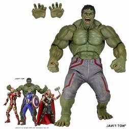 "Neca Avengers 2: Age of Ultron Movie HULK 24"" 1/4 Scale Acti"
